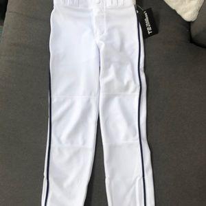 New! 2 pairs baseball pants